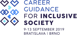 IAEVG conference 2019 Logo