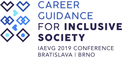 IAEVG 2019 International Conference Logo